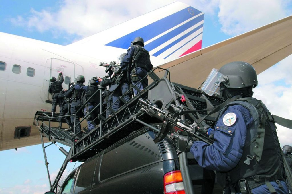 HARAS used by GIGN